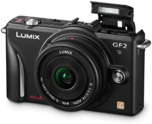 Panasonic Lumix DMC-GF2 Available For Pre-Order At Amazon