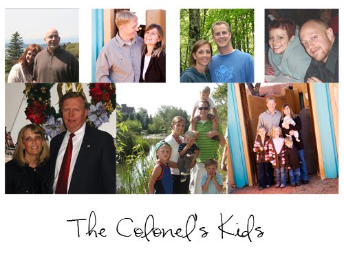 The Colonel's Kids