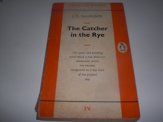 a report on jd salingers catcher in the rye The catcher in the rye ever since its publication in 1951,  the praises and criticism of jd salingers the catcher in the rey  narrative report on ojt.