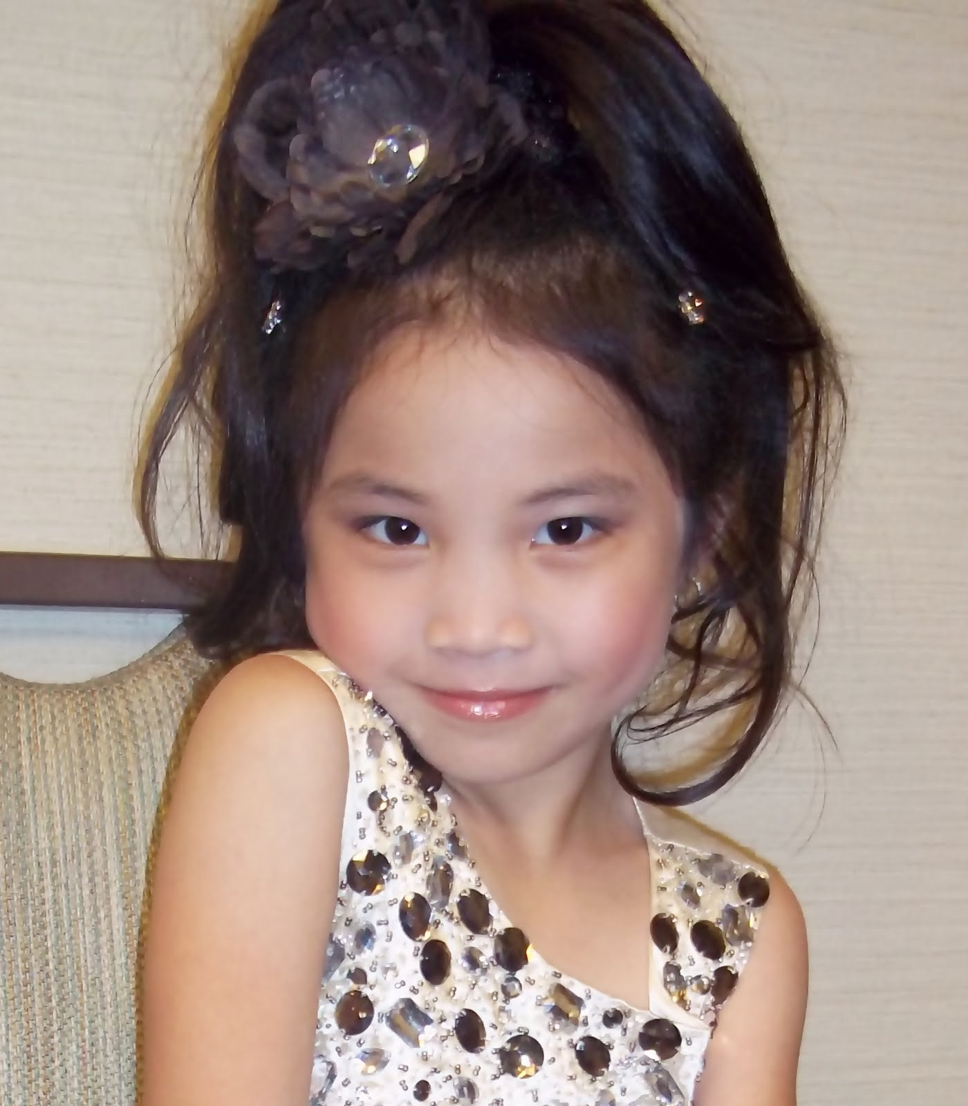 Jade Doheny Child Model And Actress Asia Chic National Fashion Picture