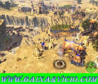 Como Baixar e Instalar Age Of Empires III + Expansões PT