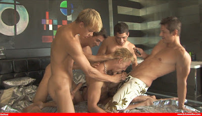 Seriously Sexy - Luke Hamill, Sascha Chaykin, Brandon Manilow, Ariel Vanean, Alex Orioli