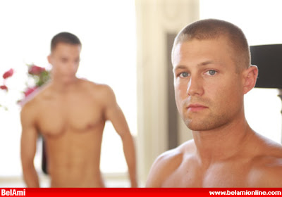 Bel Ami Online presents the Peters Twins and Bobby Clark