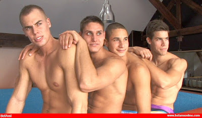 Budapest Boys from Bel Ami Online