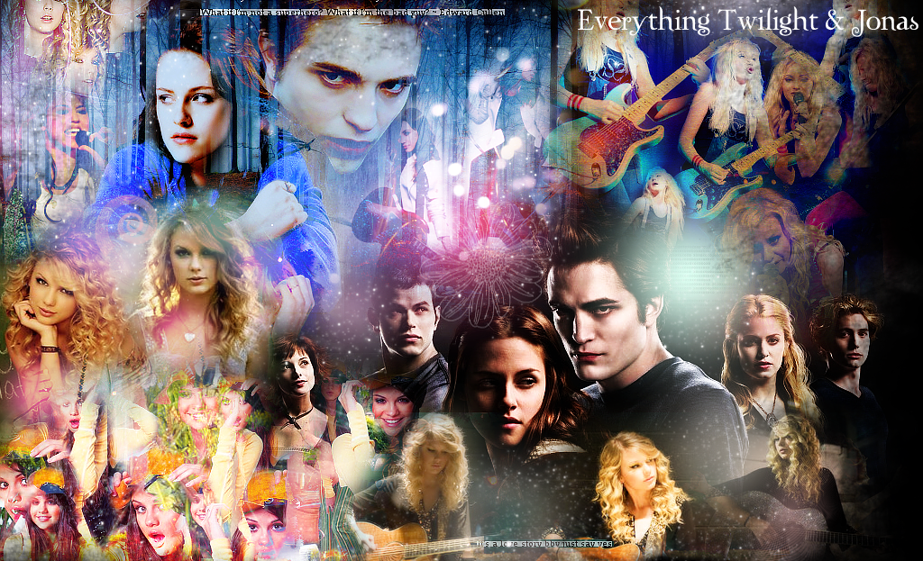 Everything Twilight & Jonas