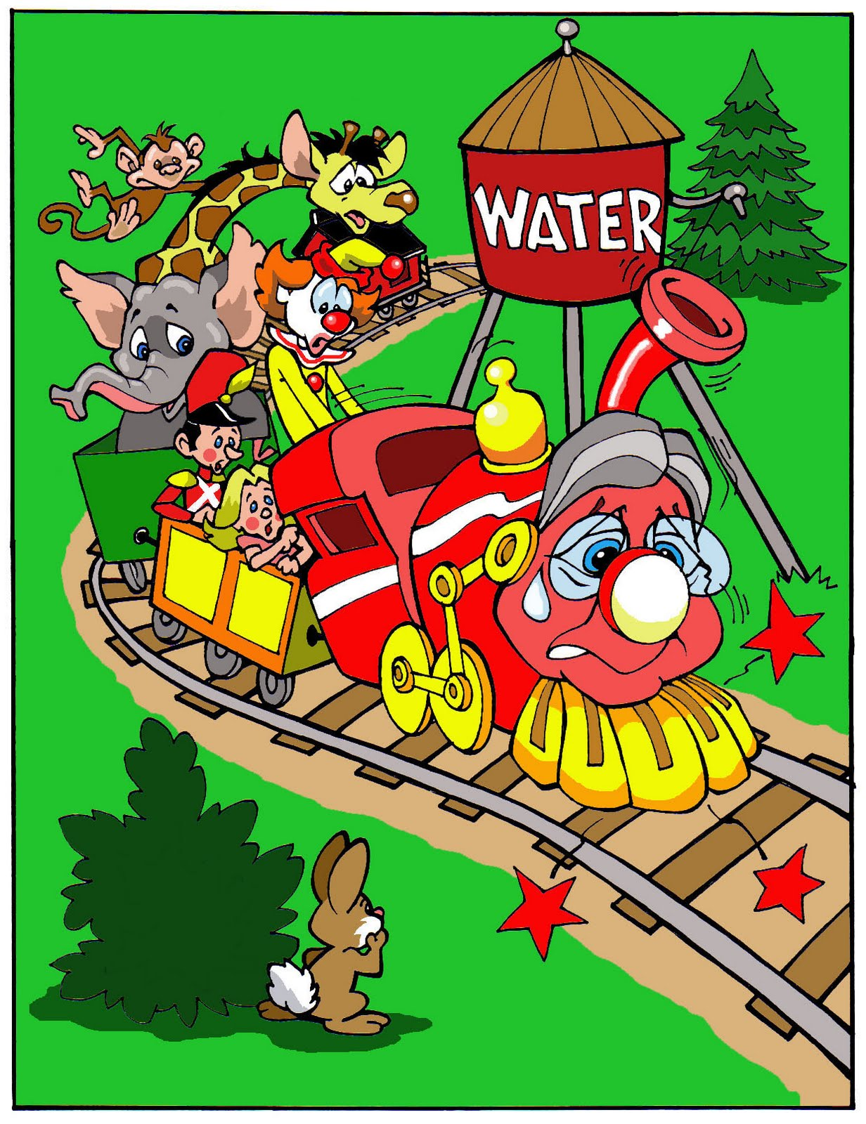 Riktoonz -- Cartoonist/Caricaturist Rick C. Moore: ILLUSTRATIONS FOR ...