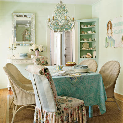 Beach house decor diy beach house dining room decor for Dining room accessories