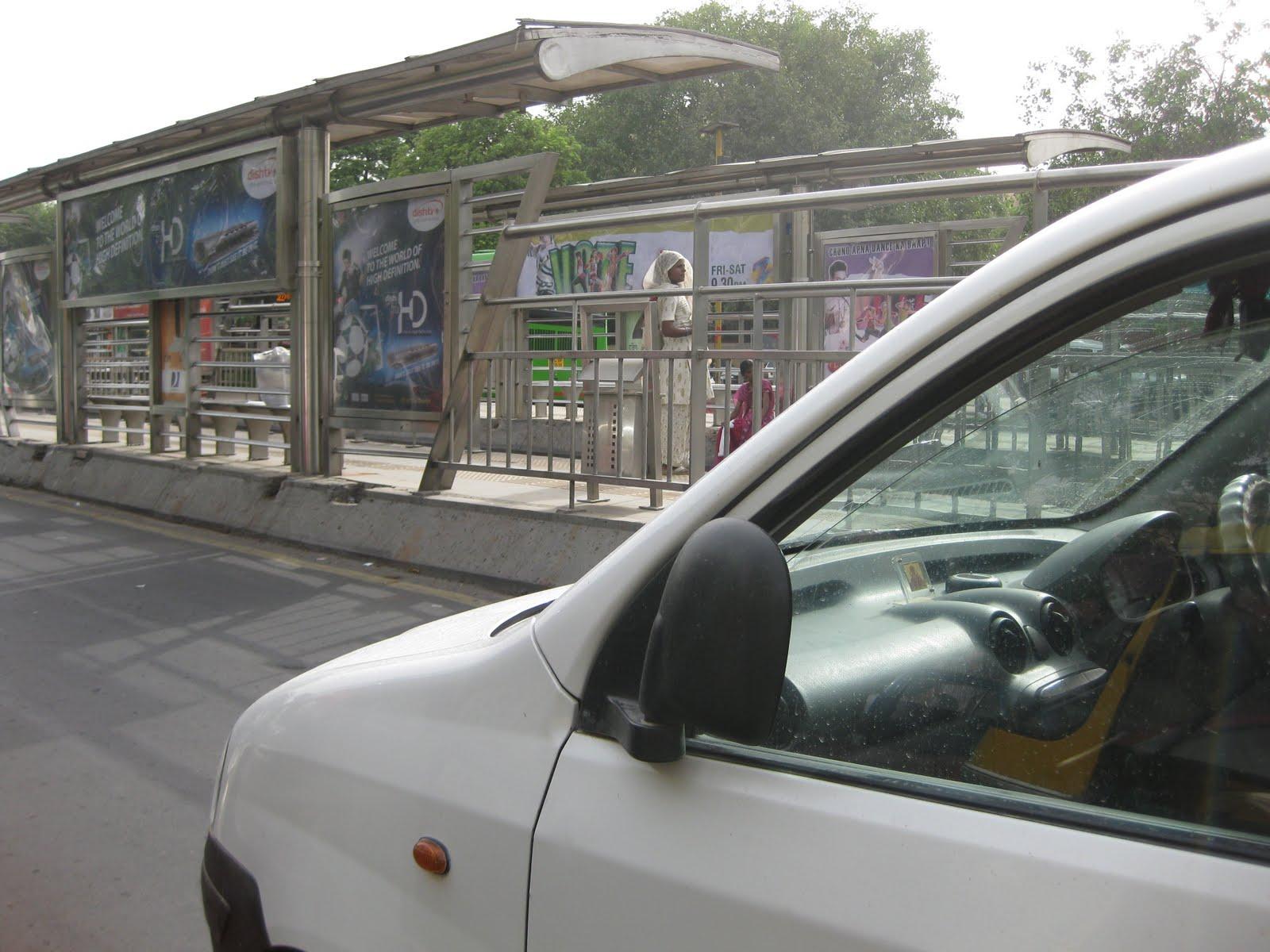 Green delhi essay