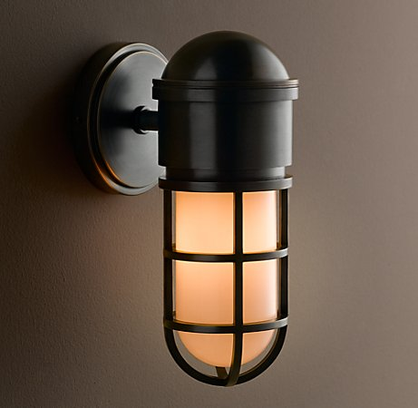One Find at a Time: Wall Sconces