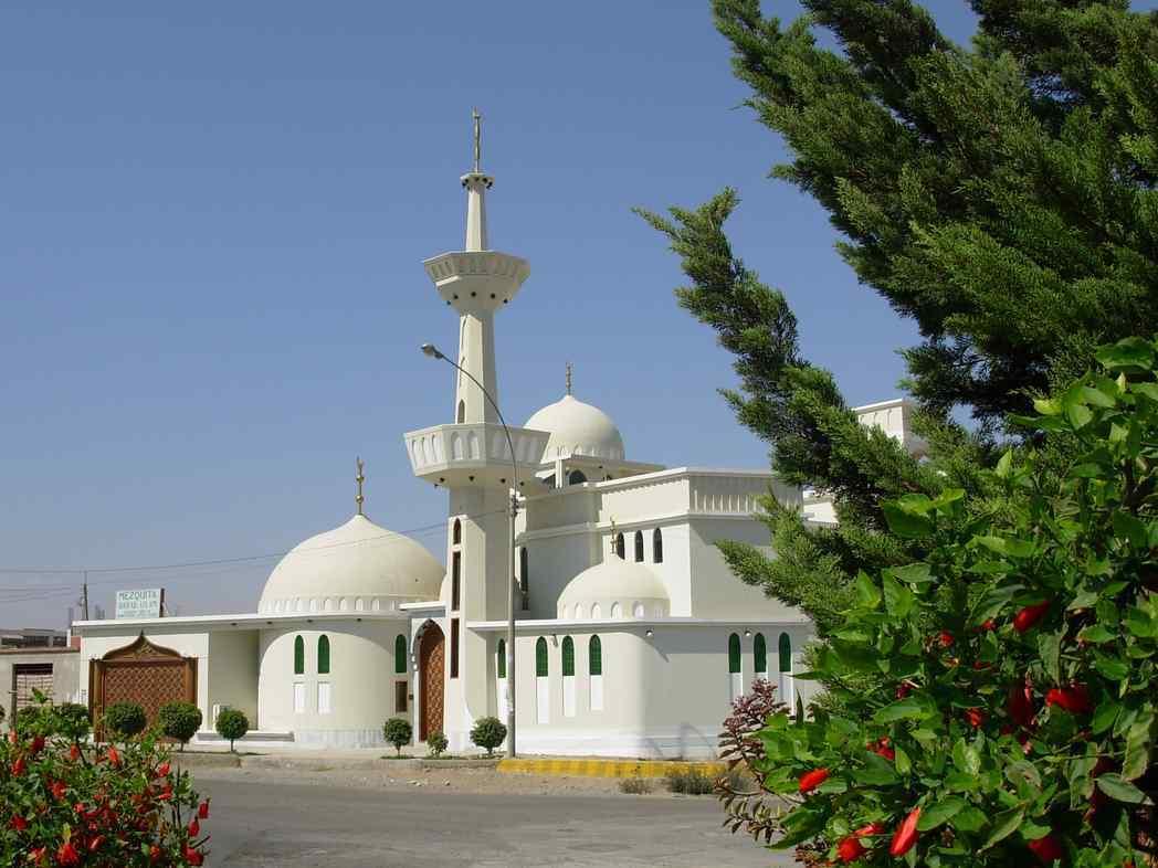 Masjid Babul Islam Mempercantik Peru