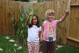 Mia and Sarah
