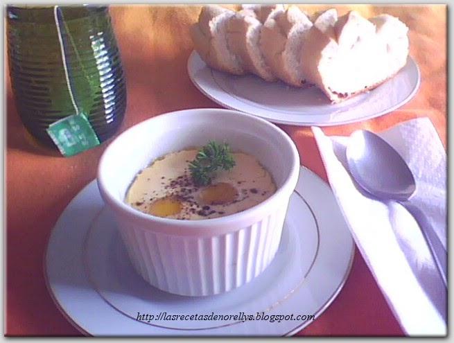 Las recetas de norellys oeufs en cocotte - Cocinar en cocotte ...