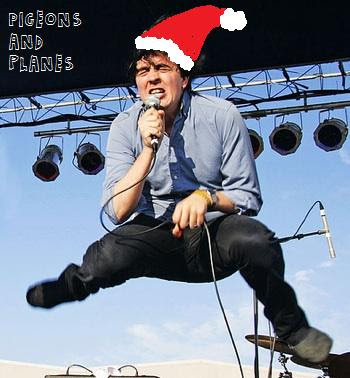 eddie argos in the air New! Eddie Argos(of Art Brut)   Countdown to Christmas
