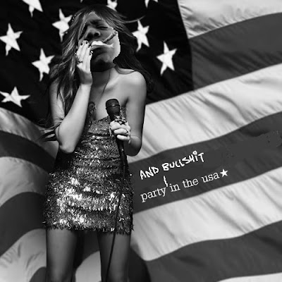 party in the usa 3 Notorious BIG vs. Miley Cyrus   &quot;Party and Bullshit in the USA&quot;