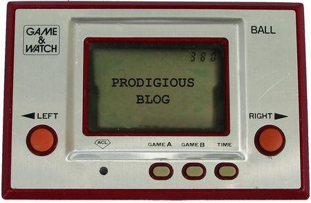 Prodigious Blog