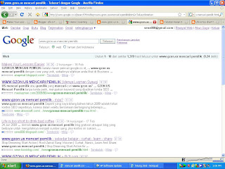 www.gzon.us mencari pemilik