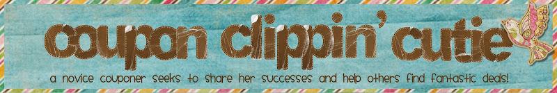 Coupon Clippin' Cutie