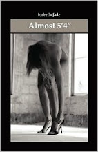 Click the cover to check out my memoir Almost 5'4""
