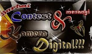 Contest : Kamera Digital untuk Dimenangi