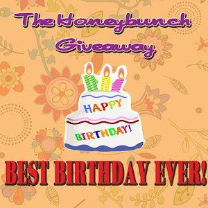THEHONEYBUNCH 2010 - GIVEAWAY BEST BIRTHDAY EVER