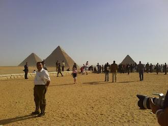 LAWATAN PYRAMID CAIRO