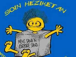 GORPUTZ  HEZKUNTZA