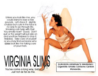 Quit Smoking Virginia Slims