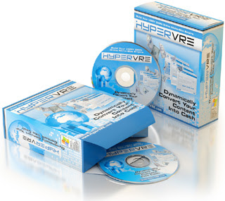 HyperVRE - Viral AdSense Software