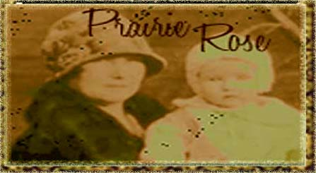 Prairie Rose collection