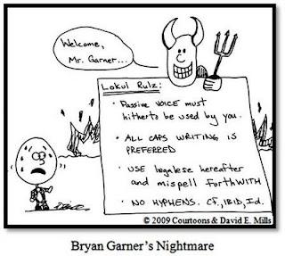 "(""Bryan Garner's Nightmare"")"