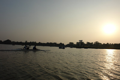 Sukhna Lake : Chandigarh (Enjoy Boating :) )