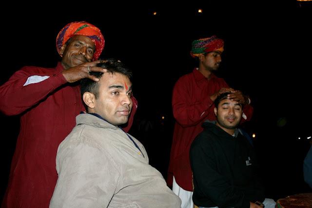 Masaj @ Chokhi Dhani