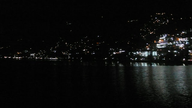 MUKTESHWAR & NAINITAAL: Naini Lake in Night @ Nainitaal