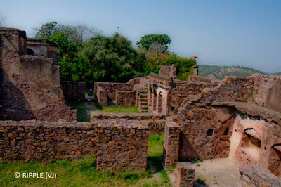 Ranthambore Fort @ Rajasthan, India : Interesting Architecture @ Ranthambore Fort, Rajasthan: Posted by Ripple (VJ) : ripple, Vijay Kumar Sharma, ripple4photography, Frozen Moments, photographs, Photography, ripple (VJ), VJ, Ripple (VJ) Photography, Capture Present for Future, Freeze Present for Future, ripple (VJ) Photographs , VJ Photographs, Ripple (VJ) Photography :
