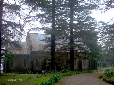 Posted by Ripple (VJ) : The Gothic stone building of the Church was constructed in 1852. The site also has a memorial of the British Viceroy Lord Elgin, and an old graveyard. The church building is also noted for its Belgian stained-glass windows donated by Lady Elgin.: Mcleoganj, Mcloedgaj, Dharmshala, Himachal Pradesh, Saint John Chruch, India, British times, ripple, Vijay Kumar Sharma, ripple4photography, Frozen Moments, photographs, Photography, ripple (VJ), VJ, Ripple (VJ) Photography, Capture Present for Future, Freeze Present for Future, ripple (VJ) Photographs , VJ Photographs, Ripple (VJ) Photography : Way back to road from opposite isde of St. John's Church @ Mcleodganj, Himachal Pradesh