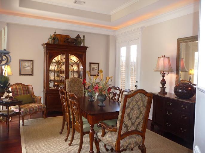 #4 Dining Room Decoration Ideas