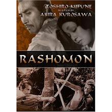 """8.) """"Rashomon"""" (1950) ... 9/21 - 10/4"""