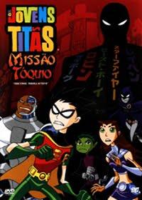 Filme Jovens Titans : Missão Tóquio   Dublado
