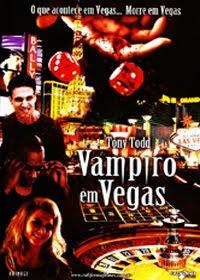 Filme Poster Vampiro Em Vegas DVDRip XviD Dual Áudio