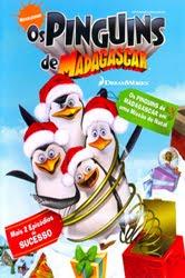 Os Pinguins de Madagascar em uma Aventura de Natal Dublado