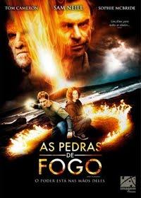 Filme Poster As Pedras de Fogo DVDRip XviD-Zamengo Dual Áudio