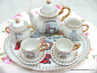 London China Set