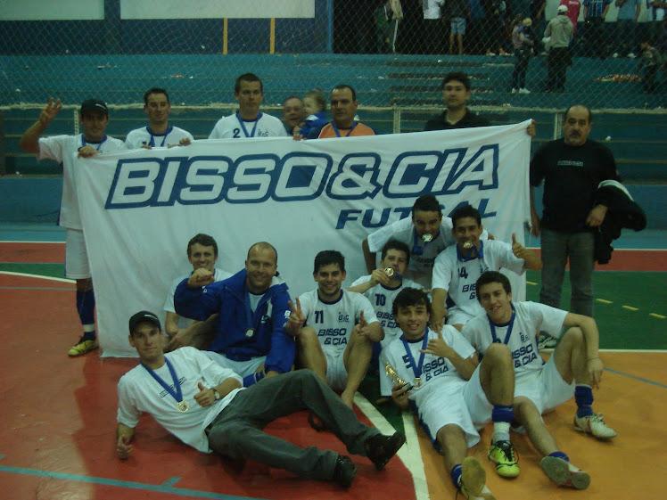 Campeonato Municipal de futsal 1ª Divisão 2010