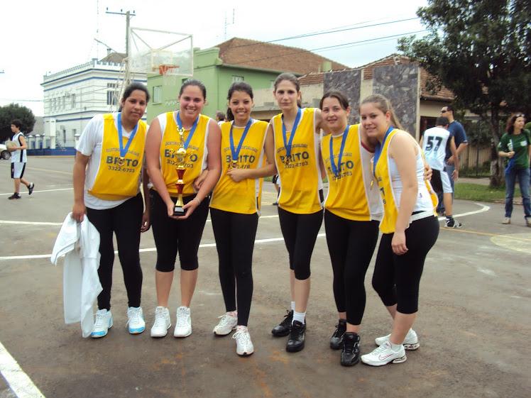 1º BASQUETE DE RUA DE CRUZ ALTA 2010