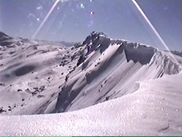 Colorado frozen waves of winter