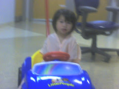 Jie before 1st Surgery