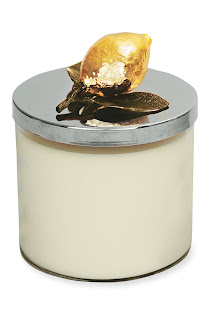 Nordstrom Michael Aram Lemonwood Soy Candle
