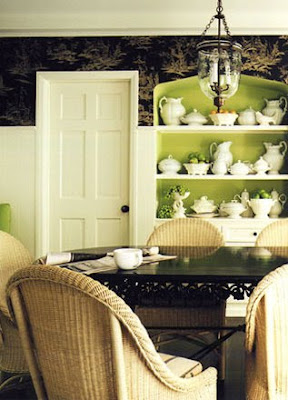 Mary McDonald Whimsical Dining Room