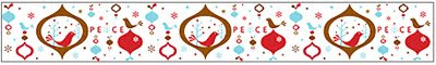 Bird of Peace Decorative Packing Tape