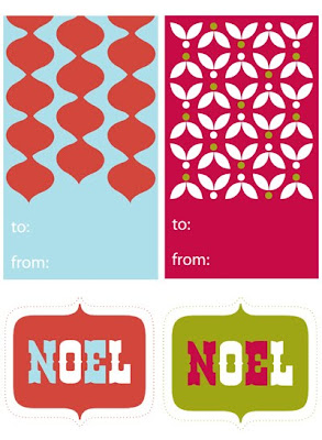 Paper Crave Printable Gift Tags